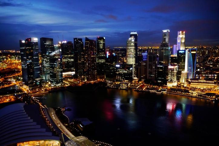 Lion City, Singapore